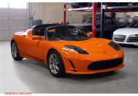 Used Tesla Electric Cars for Sale Lovely 2011 Tesla Roadster for Sale In San Carlos Ca