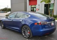 Used Tesla for Sale Beautiful Used 2016 Tesla Model S P90d for Sale $79 900