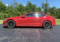 Used Tesla for Sale Ohio Fresh Model S 2018 Red Ad04f