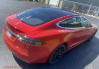 Used Tesla for Sale Ohio New Model S 2018 Red Ad04f