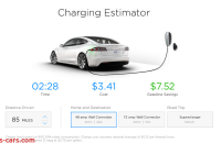 Used Tesla How Much Awesome Chmorgan Tesla Model S Cost Of Driving Electric Vs