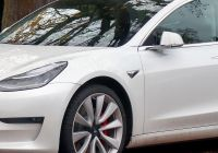 Used Tesla How Much Elegant Awesome How Much Tesla Model 3
