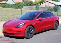 Used Tesla Model 3 Awesome Model 3 2018 Red 6202a