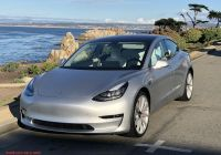 Used Tesla Model 3 Awesome the 10 Hardest Things to Get Used to On the Tesla Model 3