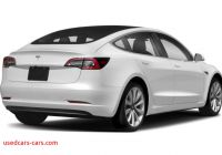 Used Tesla Model 3 New 2021 Tesla Model 3 Review Pricing and Specs