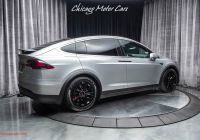Used Tesla Model X for Sale In Dallas Awesome Used 2018 Tesla Model X P100d Enhanced Autopilot Carbon