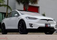 Used Tesla Model X for Sale In Dallas Awesome Used 2019 Tesla Model X Performance for Sale $95 900