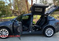 Used Tesla Model X for Sale In Dallas Awesome Used Tesla Model X Long Range Awd for Sale