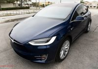 Used Tesla Model X for Sale In Dallas New Used 2016 Tesla Model X 90d for Sale $74 900
