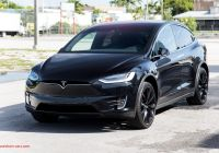 Used Tesla Model X for Sale In Dallas New Used 2016 Tesla Model X P90d for Sale $89 900