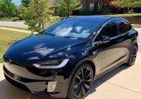 Used Tesla Model X for Sale In Dallas New Used 2019 Tesla Model X 100d Awd for Sale with S