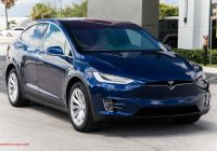 Used Tesla Model X for Sale In Dallas New Used 2019 Tesla Model X Long Range for Sale $88 900