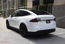 Luxury Used Tesla Model X