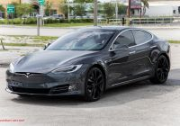 Used Tesla Stock Awesome Used 2018 Tesla Model S P100d for Sale $89 900