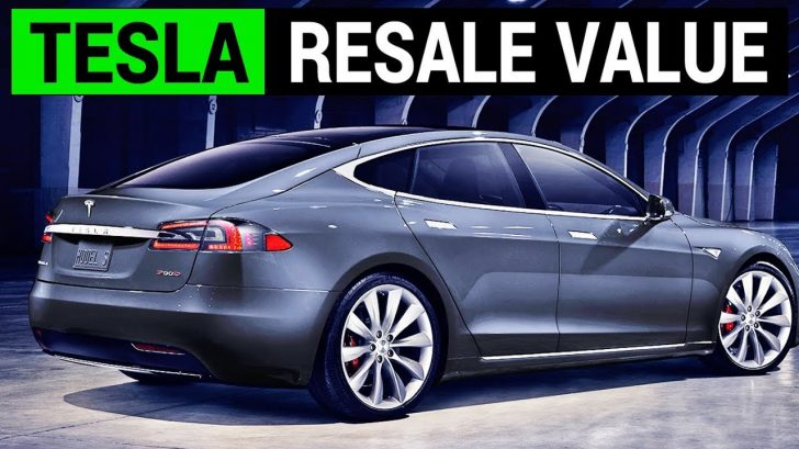 Permalink to New Used Tesla Value