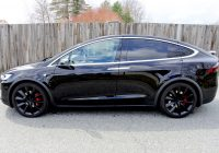 Used Tesla Vehicles Awesome Used 2018 Tesla Model X P100d Awd for Sale $119 980