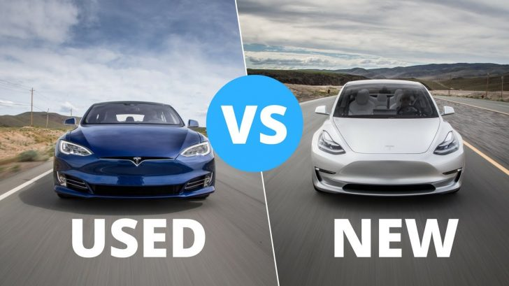 Permalink to New Used Tesla Vs New