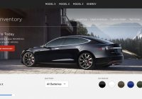 Used Tesla Website Fresh Tesla Adds Certified Pre Owned Vehicles Section to their