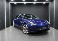 Used Tesla with Full Self Driving Fresh Used 2019 Tesla Model 3 Performance with Full Self Driving