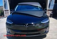 Used Tesla X Near Me Awesome Used 2017 Tesla Model X 90d Awd for Sale with S