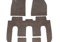 Used Tesla Y 7 Seater Unique 7 Seat Car Floor Mats Set for Tesla Model X All Weather Gray