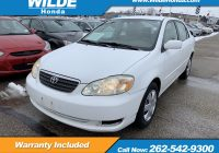 Used toyota Corolla Awesome Pre Owned 2007 toyota Corolla Le Fwd 4dr Car