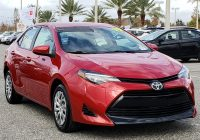 Used toyota Corolla Awesome Pre Owned 2019 toyota Corolla Le Fwd 4dr Car
