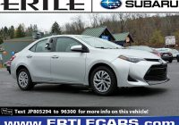 Used toyota Corolla Awesome Used 2018 toyota Corolla Le for Sale In Stroudsburg Pa