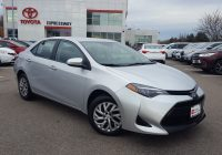 Used toyota Corolla Beautiful Certified Pre Owned 2019 toyota Corolla 4dr Car Fwd