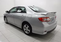 Used toyota Corolla Beautiful Used 2011 toyota Corolla for Sale at Paul Miller Volkswagen