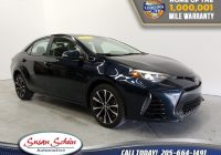 Used toyota Corolla for Sale Beautiful Used 2018 toyota Corolla for Sale at Susan Schein Automotive