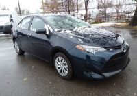 Used toyota Corolla for Sale Elegant 2017 toyota Corolla Le for Sale In Ottawa On