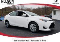 Used toyota Corolla for Sale Elegant Used 2017 toyota Corolla for Sale Stanleytown Va