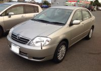 Used toyota Corolla for Sale Fresh toyota Corolla 2002 for Sale Japanese Used Cars
