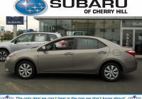 Used toyota Corolla for Sale Fresh Used 2015 toyota Corolla Le for Sale In Cherry Hill Nj