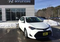 Used toyota Corolla for Sale Inspirational Used 2017 toyota Corolla for Sale at Bill Dodge Kia Of Saco