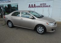 Used toyota Corolla for Sale Inspirational Used toyota Corolla 2009 for Sale In Edmonton Alberta