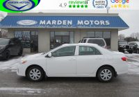 Used toyota Corolla for Sale Lovely Used 2013 toyota Corolla for Sale at Marden Motors