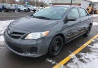 Used toyota Corolla for Sale Luxury Used toyota Corolla 2012 for Sale In Charlottetown Prince Edward