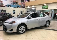 Used toyota Corolla for Sale New Used toyota Corolla 2018 for Sale In Saint Hubert Quebec