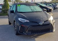 Used toyota Corolla Inspirational Pre Owned 2019 toyota Corolla Se Fwd 4dr Car