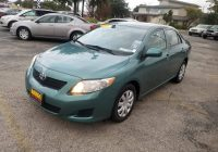 Used toyota Corolla Inspirational Used 2010 toyota Corolla Le for Sale In Killeen