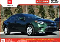 Used toyota Corolla Inspirational Used 2016 toyota Corolla for Sale Boone Nc