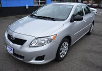 Used toyota Corolla Lovely Used 2009 toyota Corolla for Sale In Bremerton Wa A
