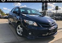 Used toyota Corolla Lovely Used 2012 toyota Corolla S for Sale $6 995