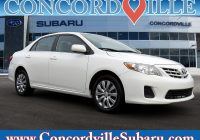Used toyota Corolla Lovely Used 2013 toyota Corolla Sedan for Sale In Glen Mills Pa Near Concordville West Chester Chester Pa Wilmington De