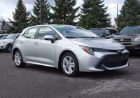 Used toyota Corolla Lovely Used 2019 toyota Corolla Hatchback for Sale at United Auto