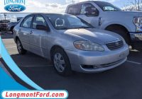 Used toyota Corolla Luxury Pre Owned 2008 toyota Corolla Le Fwd 4dr Car
