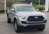 Used toyota Tacoma Awesome Certified Pre Owned 2019 toyota Ta A Sr Rwd Access Cab