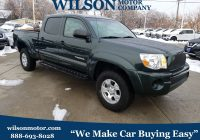 Used toyota Tacoma Awesome Used 2009 toyota Ta A for Sale at Wilson Motor Pany